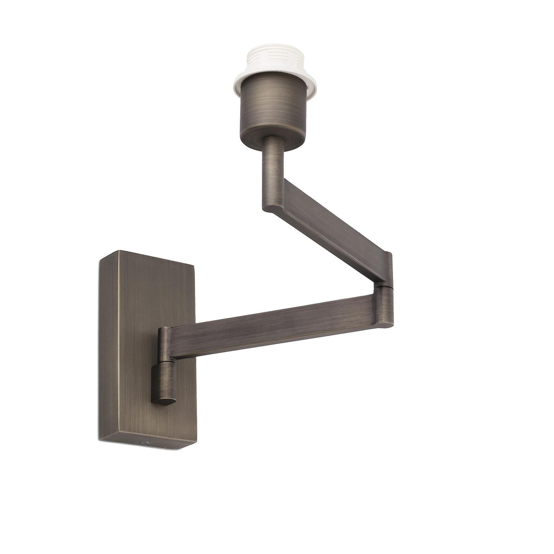 Faro - Artis Bronze Adjustable Wall Lamp- Shade Not Included FARO68494