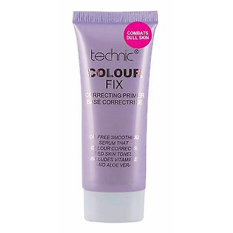 Technic farge fastsette korrigere Primer 35ml-lilla, Anti kjedelig