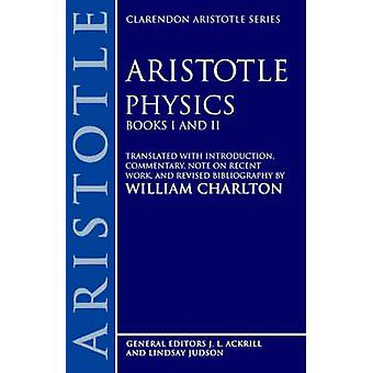 كتب فيزياء الأول والثاني من أرسطو