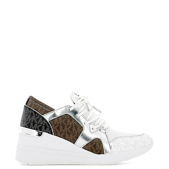 Michael Kors Multicolor Leather Sneakers