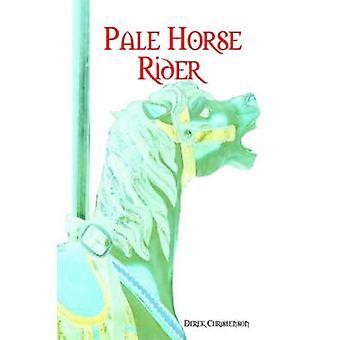 Blek häst Rider av Christenson & Derek