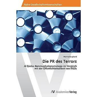 Die PR des Terrors av Burghard Marina