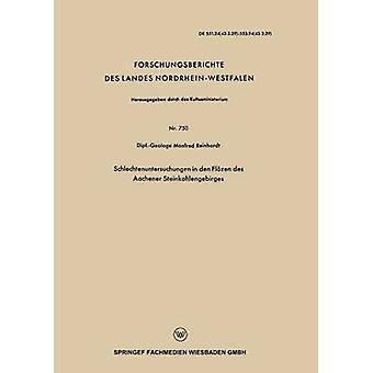 書斎でラインハルト ・ マンフレッド Flzen デ Aachener Steinkohlengebirges Schlechtenuntersuchungen