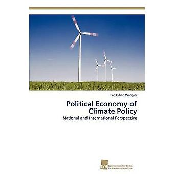Political Economy of Climate Policy by Wangler Leo Urban