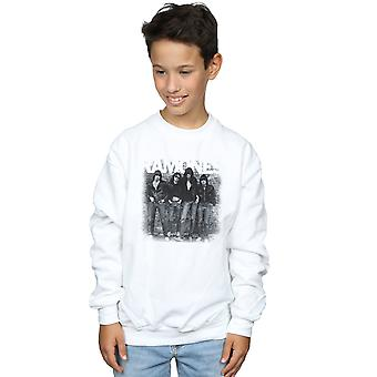 Ramones Boys First Album Faded Sweatshirt
