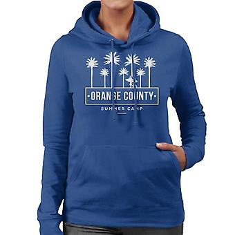 Orange County Summer Camp Women's Hooded Sweatshirt