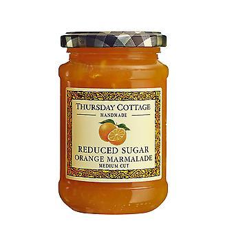 Donnerstag Cottage reduziert Zucker Orangenmarmelade
