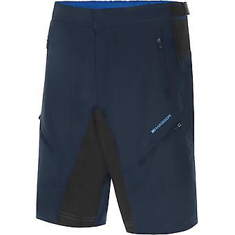 Madison blekk Navy Trail Womens MTB Shorts