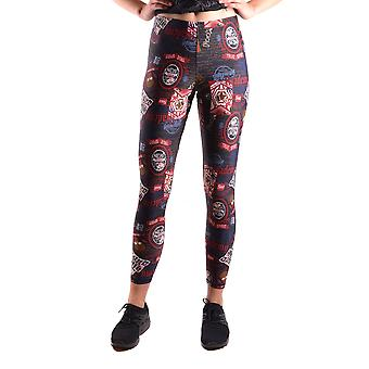 F**k Multicolor Polyester Leggings