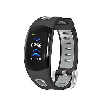 Bracelet d'activité DM11 avec écran 0,96 pouces-gris