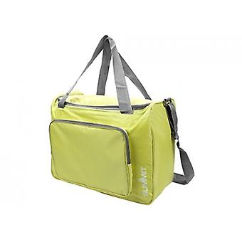 Summit 26L Coolbag with Front Cooler Section Green
