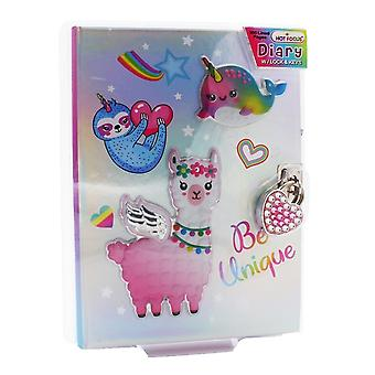 Hot Focus Digital Trinket Box with Secret Code, Unicorn