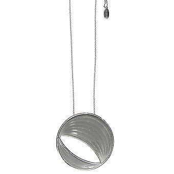 Pilgrim Ladies´ necklace :bright eye grey/silver (519111)