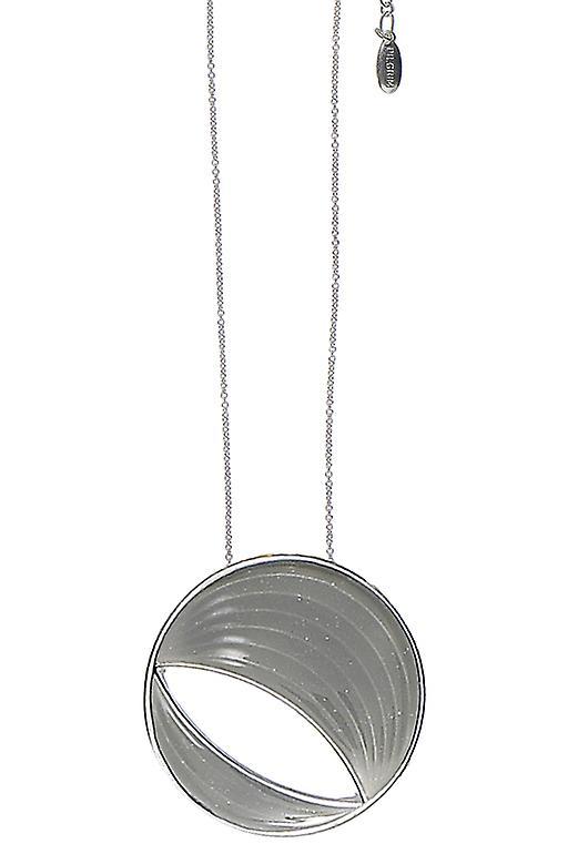 Pilgrim Damenkette: ljusa ögon grå/silver (519111)