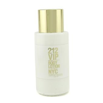 Carolina Herrera 212 VIP Body Lotion 200ml / 6,7 oz