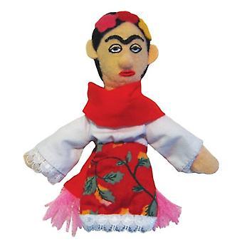 Finger Puppet - UPG - Kahlo, Frida Soft Doll Toys Gifts Licensed New 0057