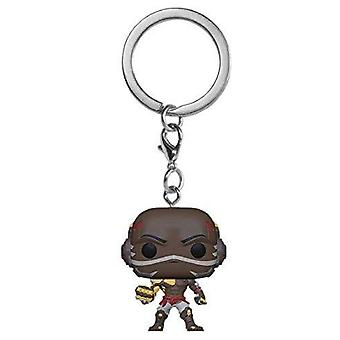 Overwatch Doomfist Pocket Pop! Keychain