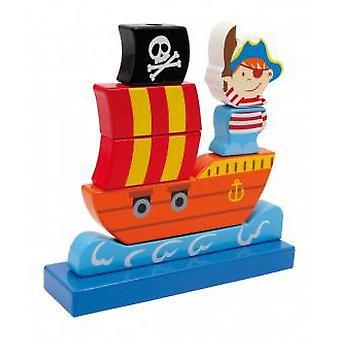 Legler Pirate Ship To Strung (Dzieci i niemowlęta , Zabawki , Edukacyjne I Kreatywne)