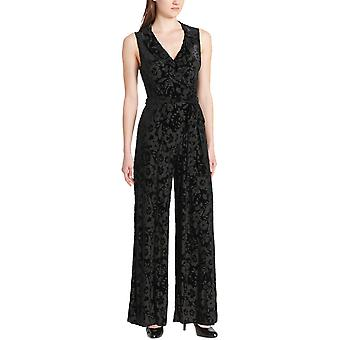 Tommy Hilfiger Velvet Burnout Jumpsuit