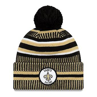 New Era Sideline Bommel Kinder Mütze New Orleans Saints