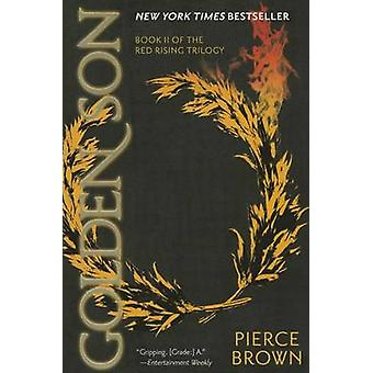 Golden Son - Book II of the Red Rising Trilogy by Pierce Brown - 97803