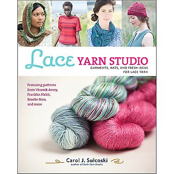 Lark Books-Lace Yarn Studio LB-08612