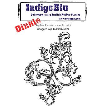 Indigoblu Cling Mounted Stamp 4