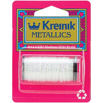 Kreinik Medium Metallic Braid 16 # 10 mètres 11 verges Pâques M 9032