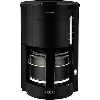 Coffee maker Krups ProAroma Black Cup volume=15