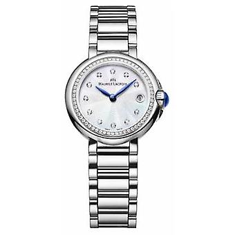 Maurice Lacroix Ladies Fiaba 28mm Diamond Set Mother Of Pearl FA1003-SD502-170-1 Watch