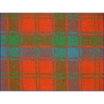 Robertson Red Antike - Pure Wool Tartan