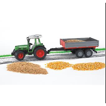 Bruder Fendt Tractor C / trailer (Toys , Vehicles And Tracks , Mini Vehicles , Cars)