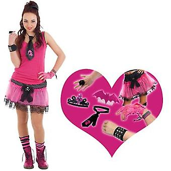 Rubie's Gothic Girl accessories set (Kostuums)