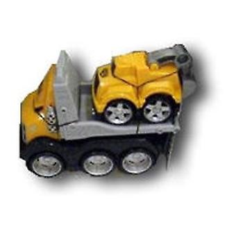 Cladellas  Crane truck vehicle (Toys , Vehicles And Tracks , Mini Vehicles , Cars)