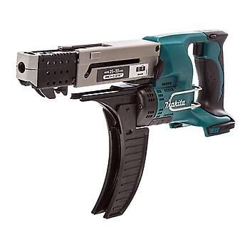 Makita DFR550RFZ 18v Autofeed Screwdriver