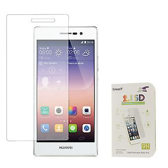Film screen in tempered glass with 0.3 mm to Ascend Huawey P7