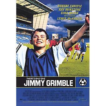 Theres の 1 つだけジミー Grimble 映画ポスター (11 x 17)