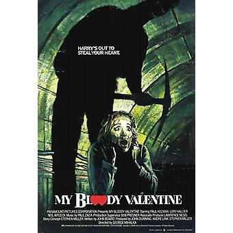 My Bloody Valentine Movie Poster (11 x 17)