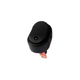 Car toggle switch 12 Vdc 30 A 1 x Off/On latch SCI
