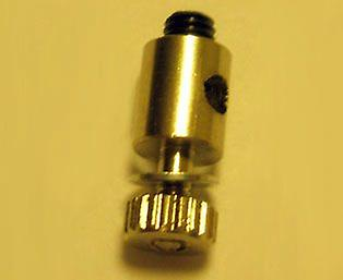 Linkage stoppers D1.8mm Φ0.8, 2 pcs