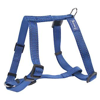 Freedog Harness Nylon Reflect Blue (Dogs , Collars, Leads and Harnesses , Harnesses)
