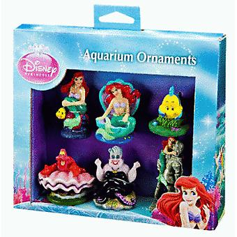Sandimas Mini Pack The Little Mermaid (5 Figures) (Vissen , Decoratie , Ornamenten)