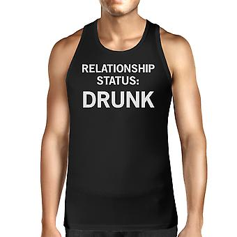 Relationship Status Humorous Design Mens Tank Top Gift Idea For Him