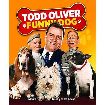 Todd Oliver: Divertido perro [Blu-ray] USA importar