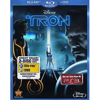 Tron: Legacy [BLU-RAY] USA import