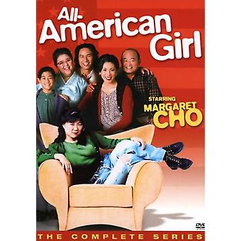 All American Girl [DVD] USA import