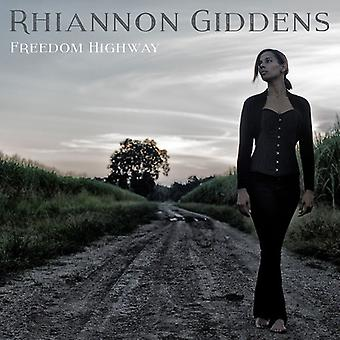 Rhiannon Giddens - Freedom Highway (Vinyl) [Vinyl] USA import