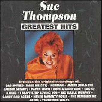 Sagsøge Thompson - Greatest Hits CD] USA import