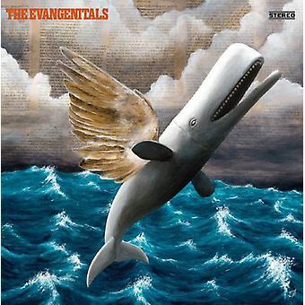 Evangenitals - Moby Dick eller Album [Vinyl] USA importerer