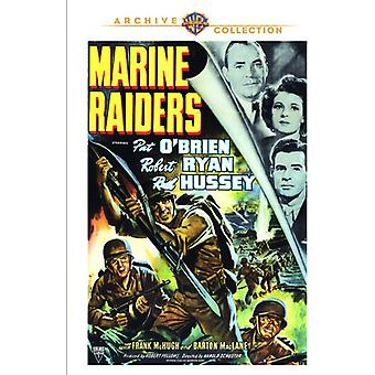 Marine Raiders [DVD] USA import